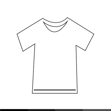 man back view: tshirt icon illustration design
