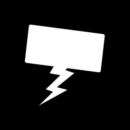 converse: Speech bubble icon illustration design Illustration