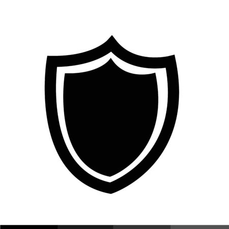 anti virus: shield security anti virus icon illustration design