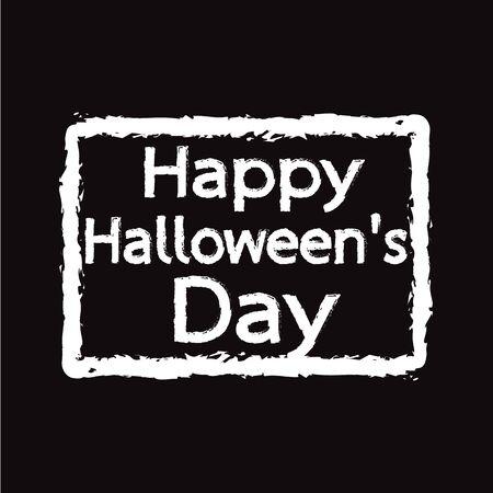 bewitchment: Happy Halloween DAY Illustration design Illustration