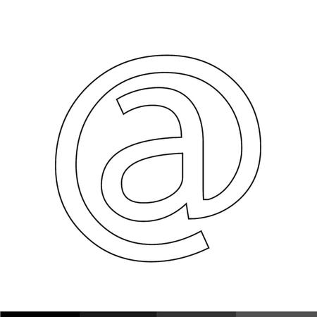 e mail: E Mail icon Illustration design Illustration