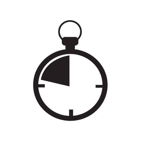 chronometer: Chronometer icon Illustration design