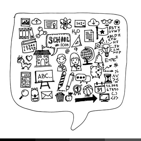 retort: Freehand drawing School education Illustration design Illustration
