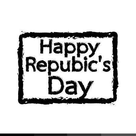 liberation: Repubic Day Illustration design Illustration