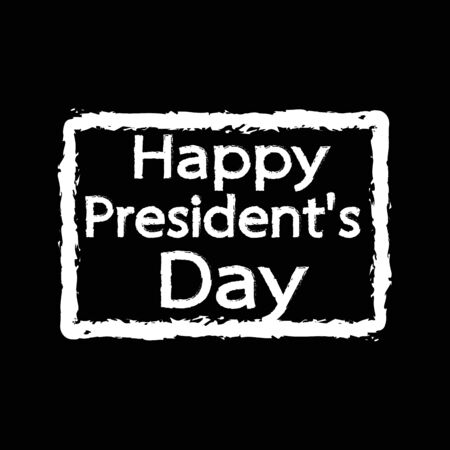 presidency: Presidents Day Icon Illustration design