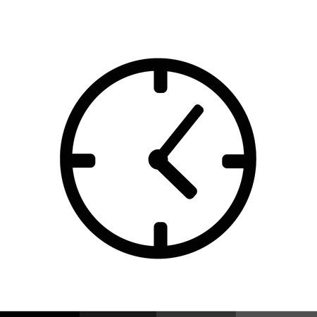 cronometro: Diseño de reloj Icono Ilustración