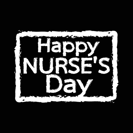 International nurse day Illustration design