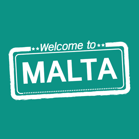 malta: Welcome to MALTA illustration design
