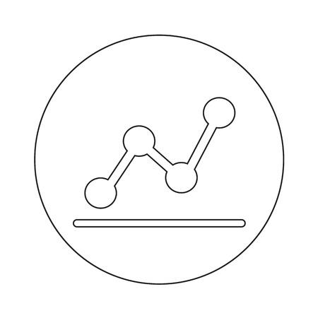 increment: diagram graphs icon design
