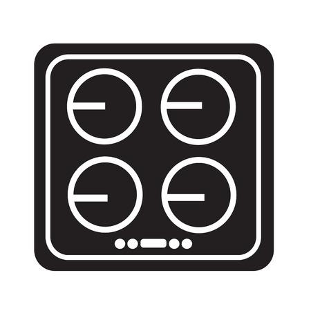 Einfache Set Herd Verwandte Linie Icons. Enthält Ikonen Wie Timer ...