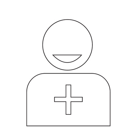 realtionship: Add friend icon illustration idesign