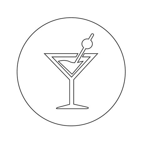 margerita: Drink beverage icon illustration design