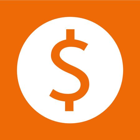 money icon illustration design