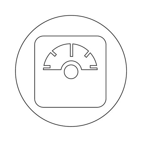 装置アイコン イラスト デザインの重み付け