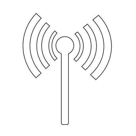 wifi icon illustration design