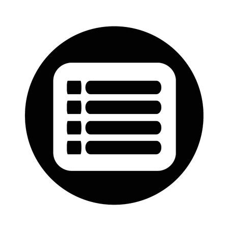 expand: expand menu icon illustration design