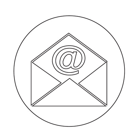 email envelope: email  envelope icon
