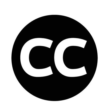attribution: Creativecommons CC Icon