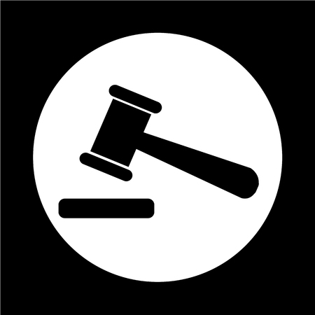 judgments: auction icon