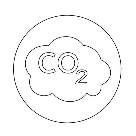 co2: CO2 icon