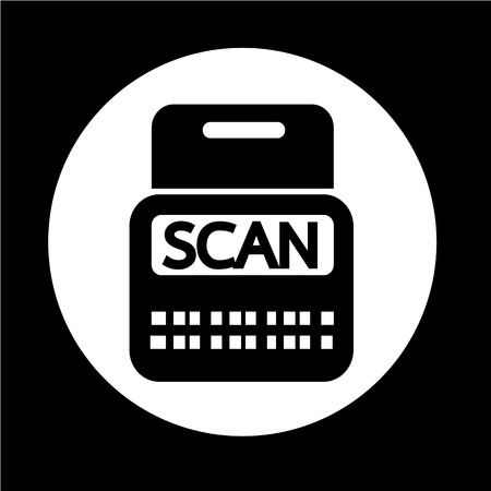 payer: Scan Stock Icon