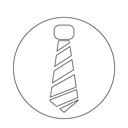 necktie: necktie icon