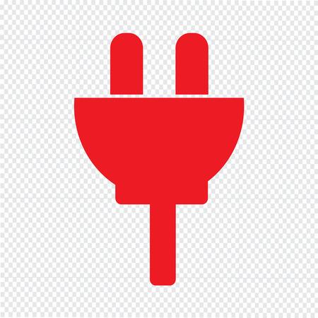 plugin icon vector illustration Illustration