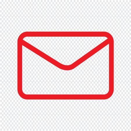 email icon vector illustration