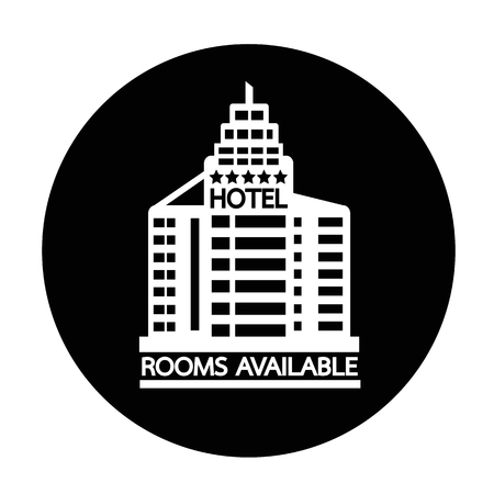 Room Available icon Illustration