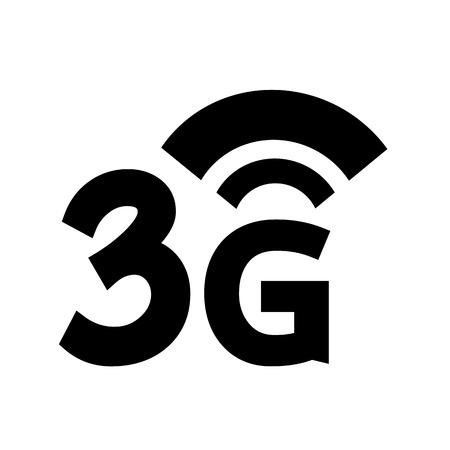3g: 3G Wireless Wifi icon