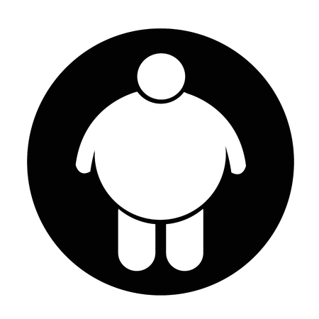 obeseness: Fat People Icon