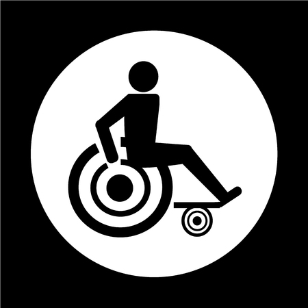 reserved: Disabled Handicap Icon