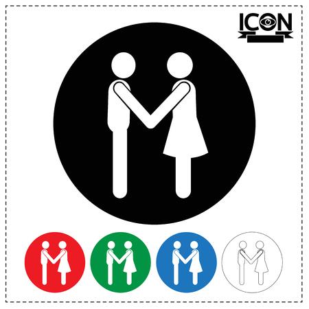 People Handshake Icon