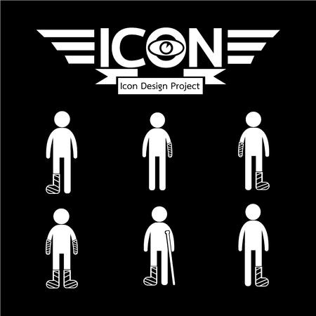 People injury Icon