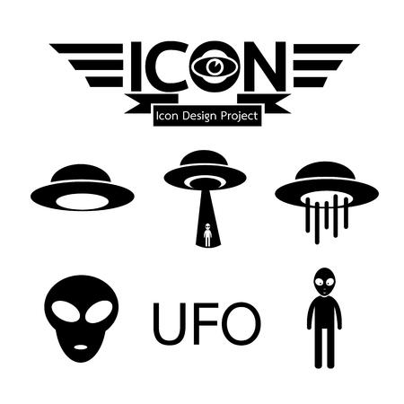 UFO icône