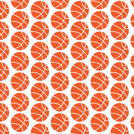 Pattern background Basketball icon