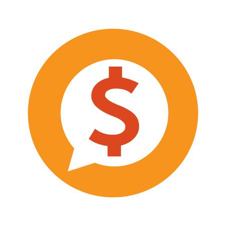 Dsign money icon Illustration