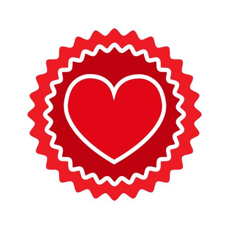 Heart vector icon