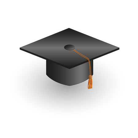 the alumnus: square academic cap