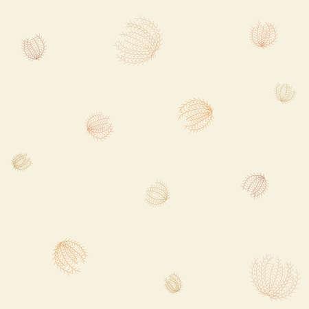 prickles: tumbleweed Vettoriali