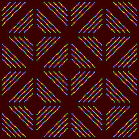Vector seamless pattern. eps 10 Vector
