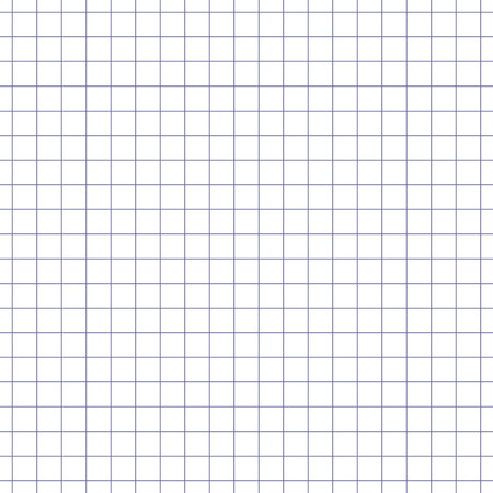 exercise book: Vector seamless pattern paper exercise book in a cell.Texture notebook sheet.