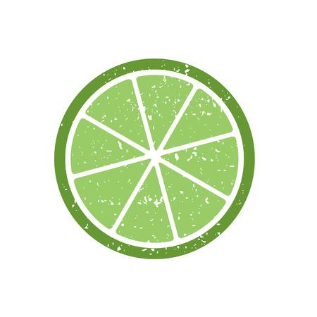 lime: Lime vector image.