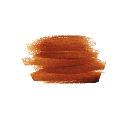 daubs: Realistic smear of paint