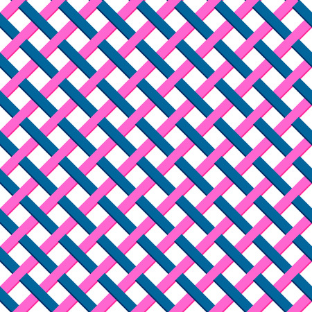 Pattern with the mesh, grid. Seamless vector background. Abstract geometric texture. Rhombuses wallpaper. Seamless weave texture