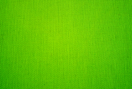 Rough canvas green canvas. Texture of coarse cloth, burlap