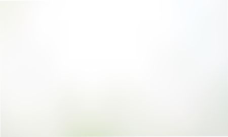 Very light, almost white gradient background, summer background in white and a little green. Vector