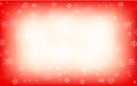 background with snowflakes. Vector illustration. Winter pattern for banner, greeting, Christmas and New Year card, invitation, postcard, paper packaging.