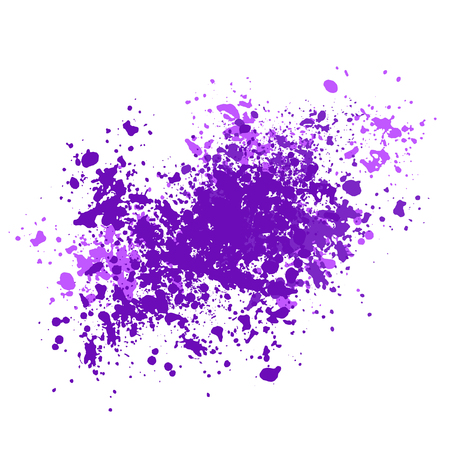Vector texture, lots of shards of different sizes. Blot, paint splashes or pieces of chalk.