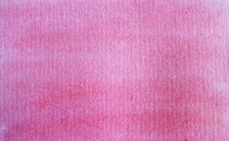 Magenta Paper Texture. Pink watercolor background Фото со стока